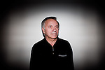Former U.S. Congressman Tom Tancredo poses for portraits in his new house in Jefferson County, Colorado.  Tancredo has been a controversial voice in politics, often using flamboyant and inflamatory language to bring attention to his core issues.  Tancredo was recently thrust into the national spotlight after suggesting that voters should be required to pass a basic civics exam in order to vote.