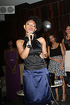 Bryce Petty Sings The Black National Anthem At The 4th Annual Beauty and the Beat: Heroines of Excellence Awards Honoring Outstanding Women of Color on the Rise Hosted by Wilhelmina and Brand Jordan Model Maria Clifton Held at the Empire Room, NY 3/22/13