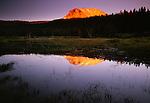 Lassen Peak (10,457 feet), Lassen National Park, California