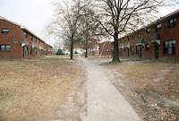 1990 December ..Assisted Housing..Bowling Green..LANDSCAPE STUDY FOR DOROTHY FULGUM...NEG#.NRHA#..