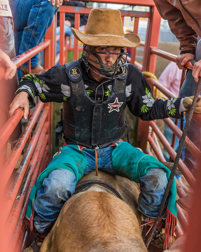 Ravalli County NRA 2015 Rodeo