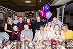 Mary Lenane, Celebrating a Birthday with family and friends at the Stonehouse on Saturday