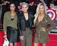 APR 26 Captain America Civil War UK Premiere_
