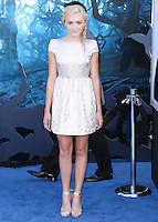 HOLLYWOOD, LOS ANGELES, CA, USA - MAY 28: Peyton List at the World Premiere Of Disney's 'Maleficent' held at the El Capitan Theatre on May 28, 2014 in Hollywood, Los Angeles, California, United States. (Photo by Xavier Collin/Celebrity Monitor)