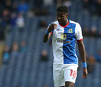 Blackburn Rovers' Lucas Joao<br /> <br /> Photographer Stephen White/CameraSport<br /> <br /> The EFL Sky Bet Championship - Blackburn Rovers v Bristol City - Monday 17th April 2017 - Ewood Park - Blackburn<br /> <br /> World Copyright &copy; 2017 CameraSport. All rights reserved. 43 Linden Ave. Countesthorpe. Leicester. England. LE8 5PG - Tel: +44 (0) 116 277 4147 - admin@camerasport.com - www.camerasport.com