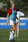 13 July 2003: Jennifer Tietjen-Prozzo. The Boston Breakers defeated the Philadelphia Charge 3-1 at Boston University's Nickerson Field in Boston, MA in a regular season WUSA game.
