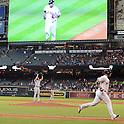 MLB: Texas Rangers vs Houston Astros