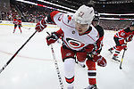 October 10, 2011: Carolina Hurricanes at New Jersey Devils