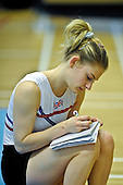 27.10.11 British Gymnastics Media Day ahead of the Trampoline World Championships in Birmingham. University of Bath.