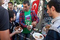 Occupy gezy park - proteste nel parco di Istanbul