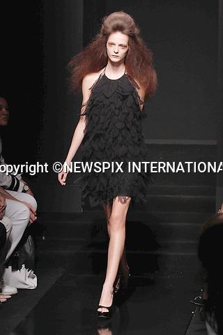 "ETHO.Milan Fashion Show, Milano_27/09/2009.Mandatory Credit Photo: ©NEWSPIX INTERNATIONAL..**ALL FEES PAYABLE TO: ""NEWSPIX INTERNATIONAL""**..IMMEDIATE CONFIRMATION OF USAGE REQUIRED:.Newspix International, 31 Chinnery Hill, Bishop's Stortford, ENGLAND CM23 3PS.Tel:+441279 324672  ; Fax: +441279656877.Mobile:  07775681153.e-mail: info@newspixinternational.co.uk"