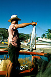 Mexico: Fishing village of Zihuatenejo..Photo Copyright Lee Foster, www.fostertravel.com..Photo #: mxixta104, 510/549-2202, lee@fostertravel.com