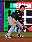 9 July 2011: Colorado Rockies All-Star shortstop Troy Tulowitzki in action against the Washington Nationals at Nationals Park in Washington, District of Columbia. The Rockies edged out the Nationals 2-1 to win the second game of their 3-game series. Mandatory Credit: Ed Wolfstein Photo