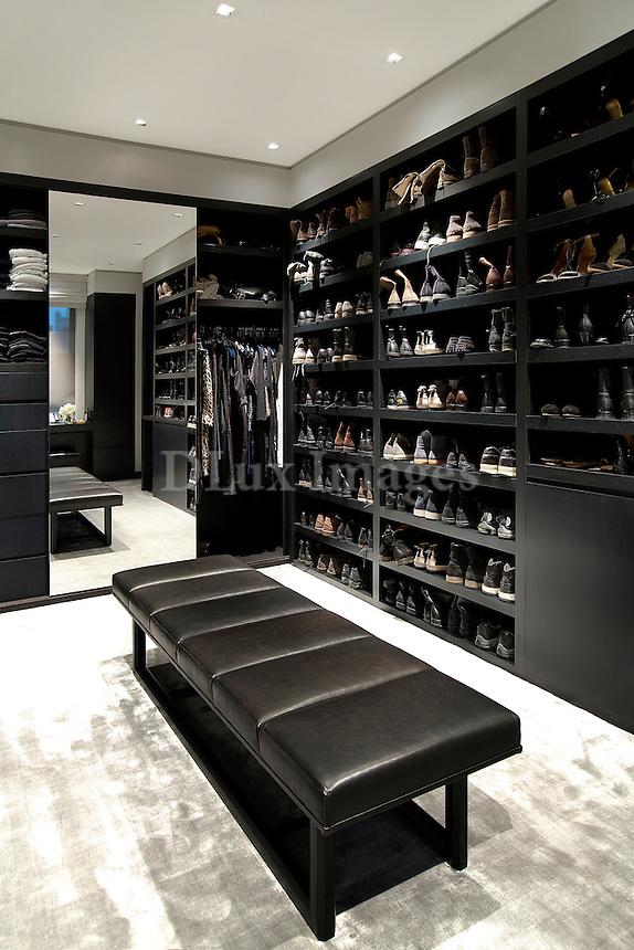 Shoe storage furniture