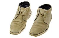 Suede Desert Boots - Nov 2013.