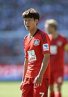 Fussball  1. Bundesliga  Saison 2013/2014  2. Spieltag VfB Stuttgart - Bayer Leverkusen     17.08.2013 Heung-Min Son (Bayer 04 Leverkusen)