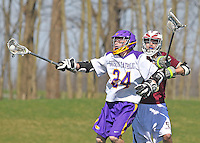 Boys Varsity Lacrosse vs. Concordia Lutheran 4-11-15