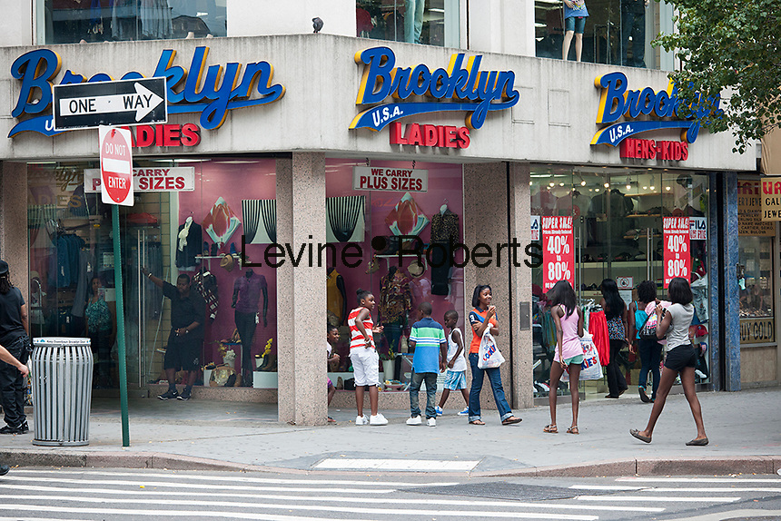 Chain Stores Surge into Downtown Brooklyn - Downtown Brooklyn