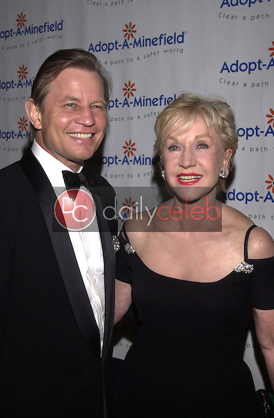 Michael York and wife Patricia