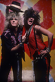 NIKKI SIXX AND ROBBIN CROSBY (1984)