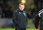 St Johnstone v Celtic..27.10.10  .An unhappy Neil Lennon.Picture by Graeme Hart..Copyright Perthshire Picture Agency.Tel: 01738 623350  Mobile: 07990 594431