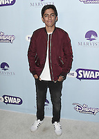 "HOLLYWOOD - OCTOBER 5:  Karan Brar at the Los Angeles premiere of ""The Swap"" at ArcLight Hollywood on October 5, 2016 in Hollywood, California. Credit: mpi991/MediaPunch"