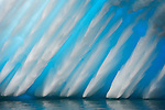 Abstract of ice formation on Melchior Island, Antarctic peninsula