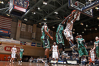 SAN ANTONIO, TX - JANUARY 9, 2014: The Marshall University Thundering Herd versus the University of Texas at San Antonio Roadrunners Men's Basketball at the UTSA Convocation Center. (Photo by Jeff Huehn)