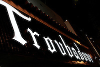 VV Brown and Darelle London at The Troubadour, West Hollywood