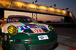 #077 Magnus Racing Porsche 911 GT3 Cup: John Potter, Craig Stanton, Matthew Marsh