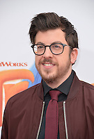 LOS ANGELES, CA. October 23, 2016: Actor Christopher Mintz-Plasse at the Los Angeles premiere of &quot;Trolls&quot; at the Regency Village Theatre, Westwood.<br /> Picture: Paul Smith/Featureflash/SilverHub 0208 004 5359/ 07711 972644 Editors@silverhubmedia.com