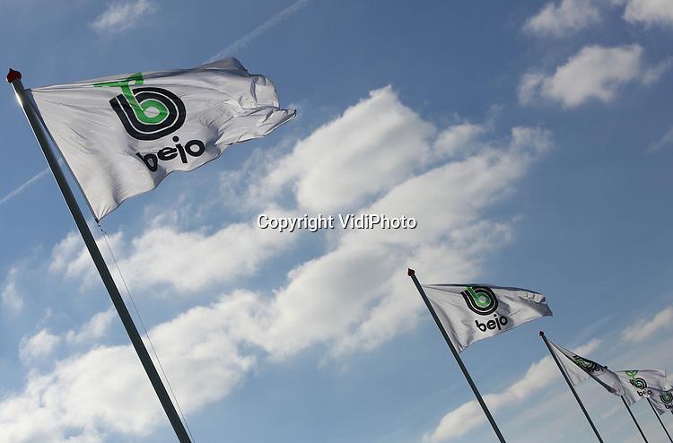 Foto: VidiPhoto<br /> <br /> WARMENHUIZEN - Zaadveredelingsbedrijf Bejo in het Noordhollandse Warmenhuizen. Het groentezaad (meer dan 1000 rassen) van Bejo wordt jaarlijks naar meer dan 100 landen wereldwijd ge&euml;xporteerd. Zowel veredeling als productie is verspreid over diverse landen.