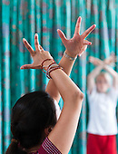 Primary: Bollywood dance class