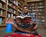 2010_02_19_Shamoon Siddiqui_Rutgers Bookstore Shoot