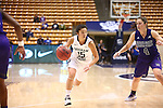 14-15 BYU Women's Basketball vs Colorado State