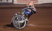 Peter Karlsson of Lakeside Hammers - Lakeside Hammers Open Evening at the Arena Essex Raceway, Pufleet - 23/03/12 - MANDATORY CREDIT: Rob Newell/TGSPHOTO - Self billing applies where appropriate - 0845 094 6026 - contact@tgsphoto.co.uk - NO UNPAID USE..