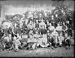 Frederick Stone negatives undated, unidentified groups.