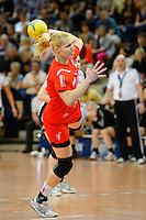 Denisa Glankovicova (TSV) wirft, zieht ab