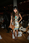 Singer Baiyu-Front Row-Boy Meets Girl By Stacy Igel At New York Fashion Week Style360, NY   2/13/13