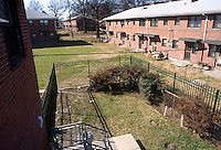 1994 February..Assisted Housing..Tidewater Gardens (6-2 & 6-9)..SECURITY.NEW FENCING ON CHARLOTTE STREET...NEG#.NRHA#..