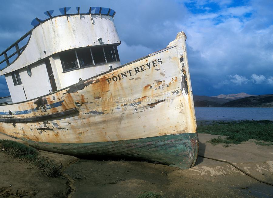Old Point Reyes Ship