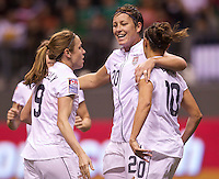 USWNT vs Mexico 01-24-2012