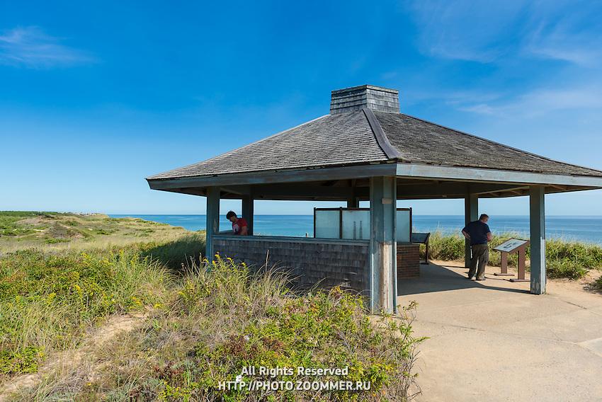 Marconi Site on Marconi beach, Cape Cod