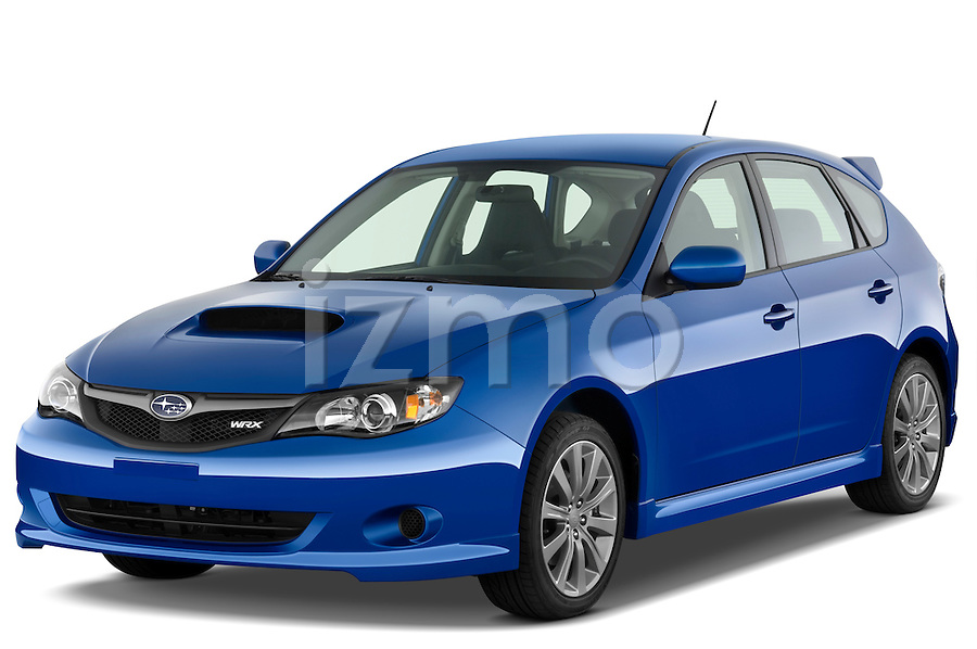 2009 subaru impreza wagon wrx izmostock. Black Bedroom Furniture Sets. Home Design Ideas