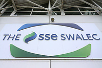 General view of the SSE Swalec sign ahead of Glamorgan vs Essex Eagles, Royal London One-Day Cup Cricket at the SSE SWALEC Stadium on 7th May 2017