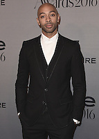LOS ANGELES - OCTOBER 24:  Sir John at the 2nd Annual InStyle Awards at The Getty Center on October 24, 2016 in Los Angeles, California.Credit: mpi991/MediaPunch