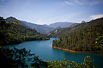 The McCloud River arm of Shasta Lake has inundated much of the traditional grounds of the Winnemem tribe in Shasta Lake, Calif., May 16, 2012..CREDIT: Max Whittaker/Prime for The Wall Street Journal.CEREMONY.