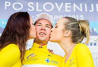 20150621: SLO, Cycling - 22. Kolesarska dirka Po Sloveniji / 22nd Tour de Slovenie, Stage 4
