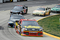 30 March - 1 April, 2012, Martinsville, Virginia USA.Clint Bowyer, Kasey Kahne, Michael McDowell, Ryan Newman.(c)2012, Scott LePage.LAT Photo USA
