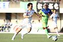 Manabu Saito (Ehime FC), MAY 8th, 2011 - Football : 2011 J.League Division 2 match between Shonan Bellmare 1-1 Ehime FC at Hiratsuka Stadium in Kanagawa, Japan. (Photo by Kenzaburo Matsuoka/AFLO).